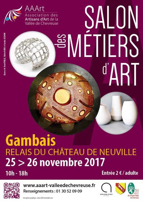 Salon des métiers d'art de Gambais(78)