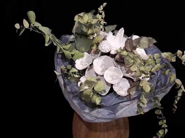 porcelaine eucalyptus